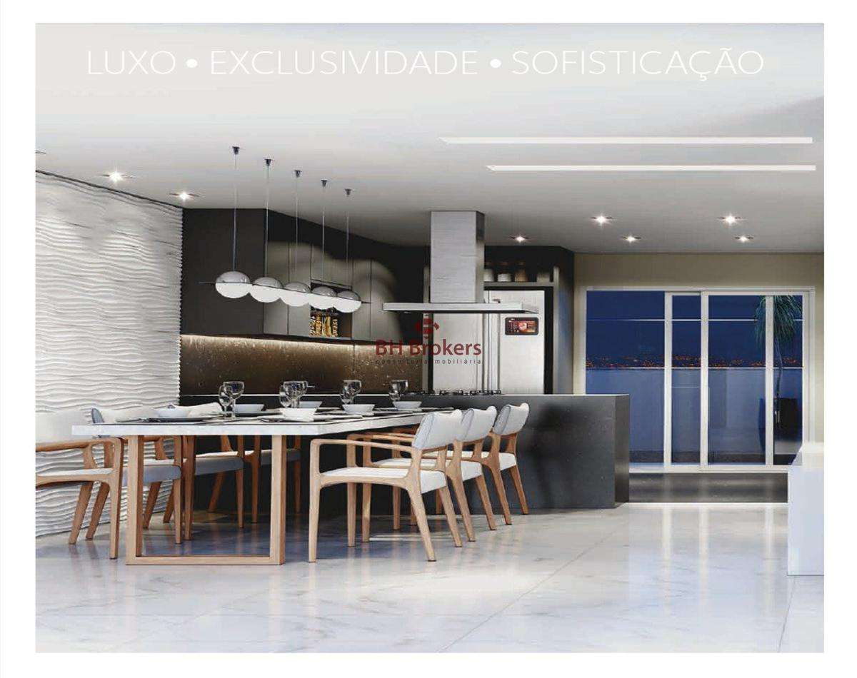 Apartamento, Lourdes, 3 Quartos, 2 Vagas, 3 Suítes