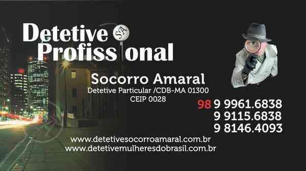 Detetive   Detetives / Detetive Particular   Detetive Profissional / Detetive em São Luis Ma