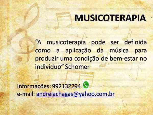 Musicoterapia - Belo Horizonte