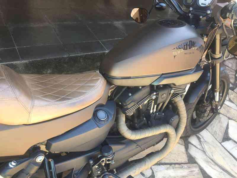 Harley-davidson Xr 1200x Sportster