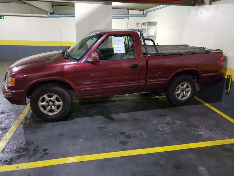 Chevrolet S10 Pick-up Luxe 2.2 Mpfi/Efi Ce