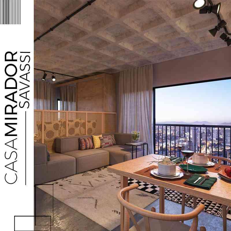 Apartamento, Savassi, 1 Vaga, 1 Suíte