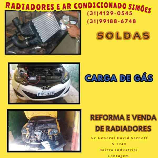 Serviços em Radiadores e Ar Condicionado