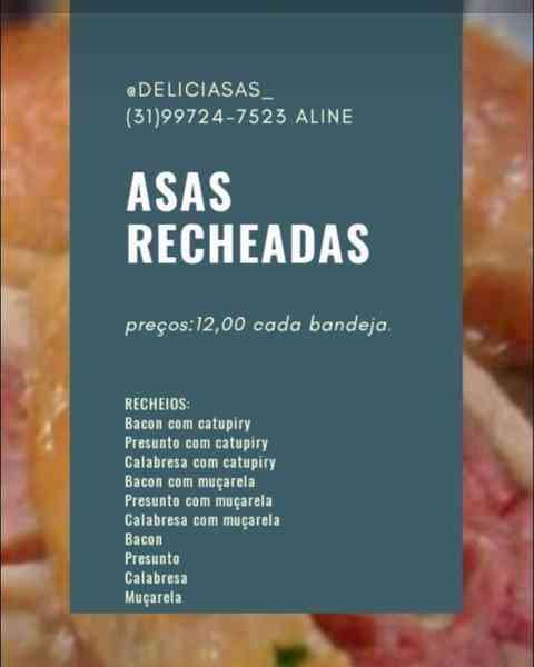 Asas Recheadas
