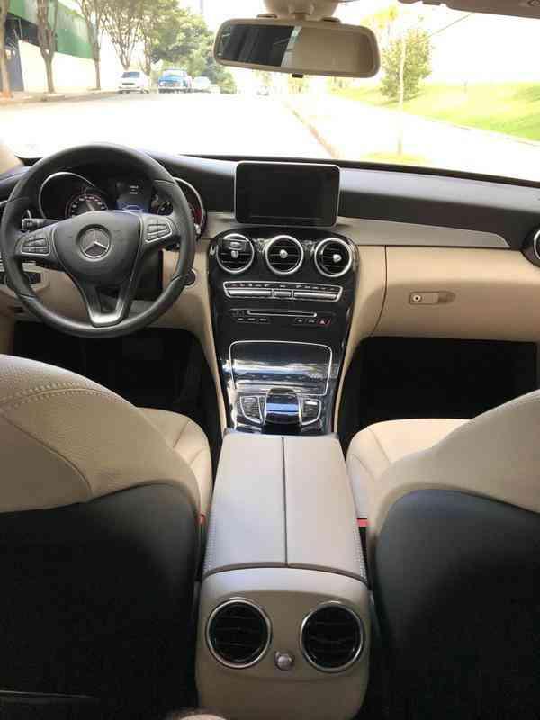 Mercedes-benz C-180 Cgi Avant. 1.6/1.6 Flextb 16v Aut.
