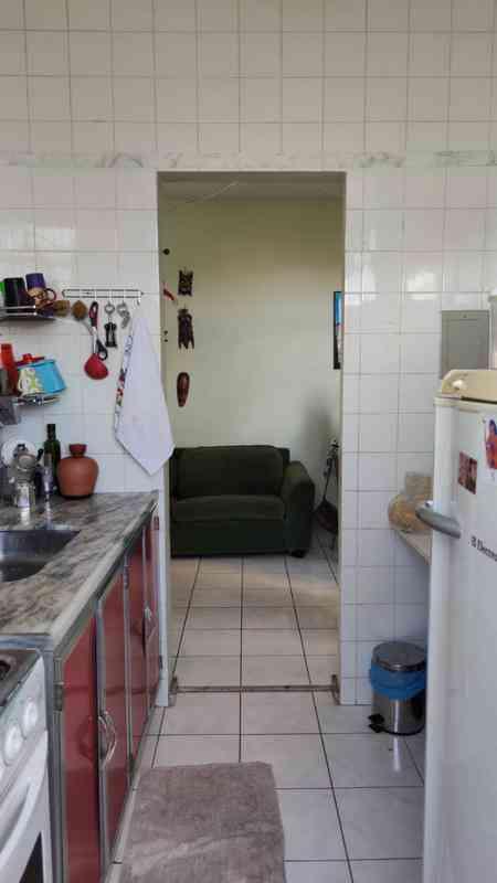 Apartamento, Ouro Preto, 2 Quartos, 1 Vaga