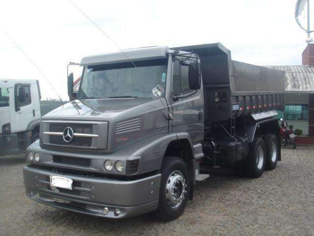 Mercedes-benz L-1620 3-eixos 2p (diesel)