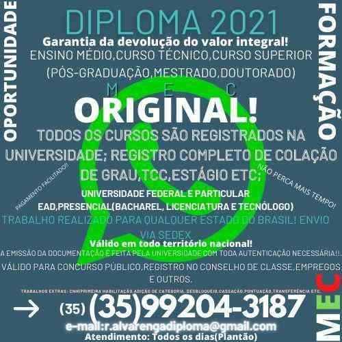 Ensino Médio,técnico,superior 2021 (rápido)