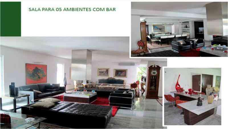 Casa, Bandeirantes (pampulha), 4 Quartos, 5 Vagas, 4 Suítes