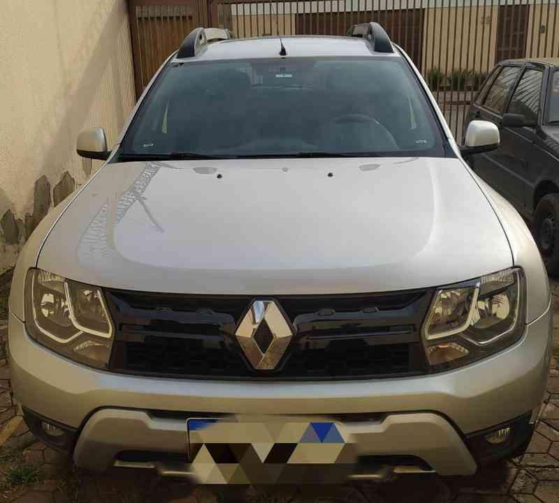 Renault Duster Dynamique 1.6 Flex 16v Mec.