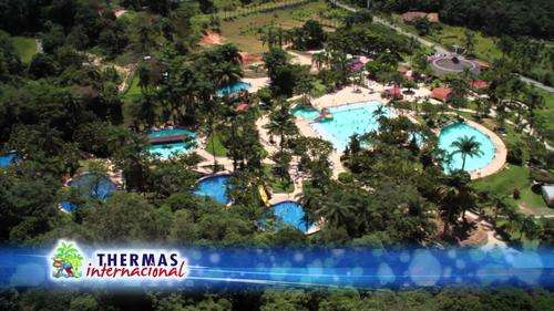 Cota do Clube Termas Internacional