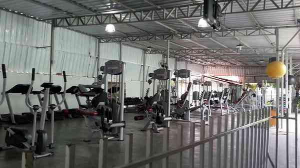 Equipamentos de Musculação Usados