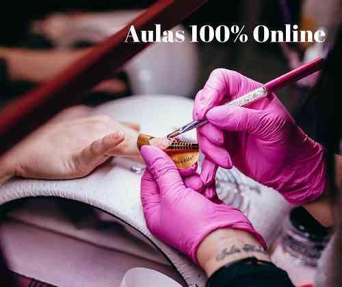 Aulas de Manicure Com Faby Cardoso