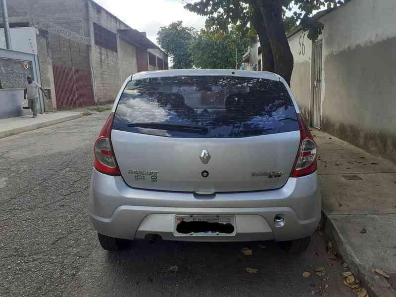 Renault Sandero Expression Hi-flex 1.0 16v 5p
