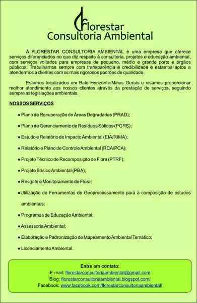 Florestar Consultoria Ambiental