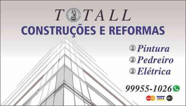 Totall Construções Ereformas