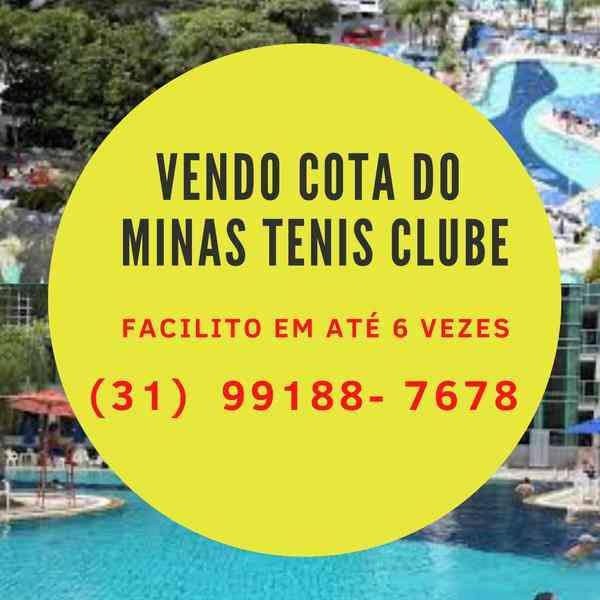 Vendo Cota do Minas Tênis Clube