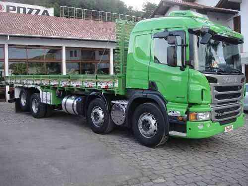 Scania P-310 B 6x2 2p (diesel) (e5)