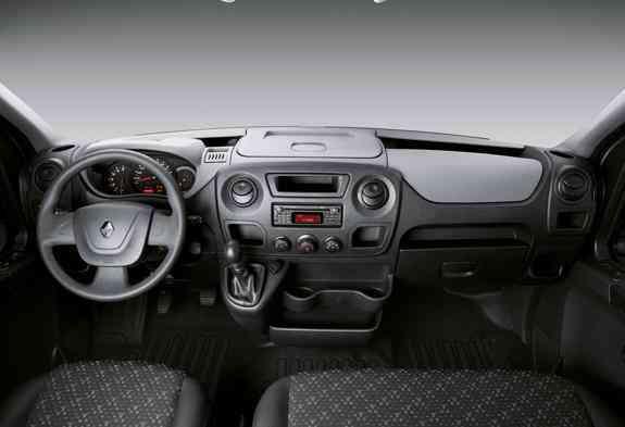Renault Master 2.3 DCI Chassi 16v Diesel