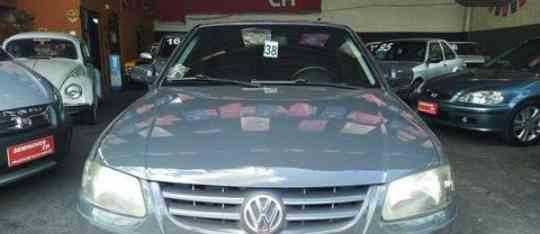 Volkswagen Gol Plus 1.0 MI Total Flex 2p