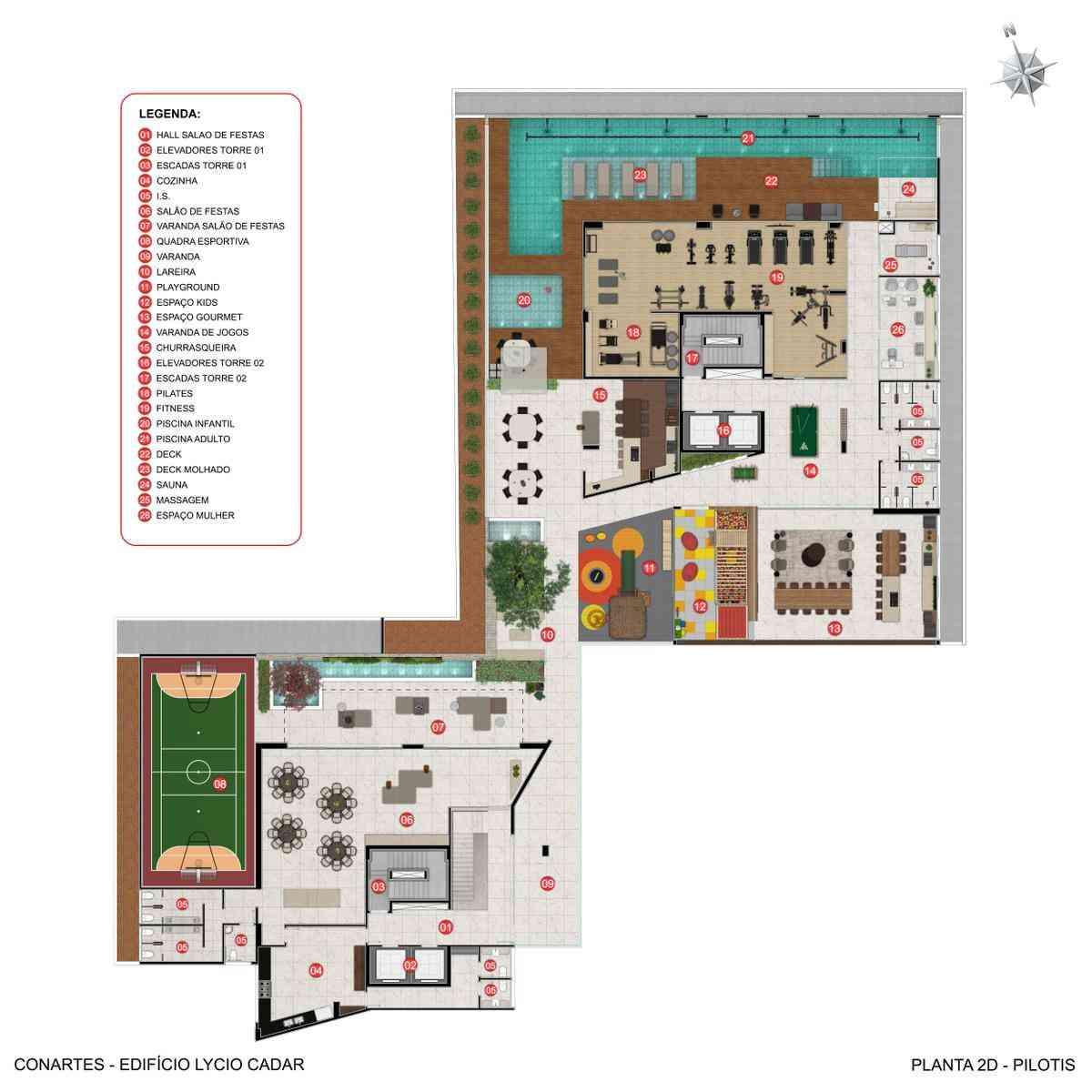 Apartamento, Savassi, 4 Quartos, 5 Vagas, 4 Suítes