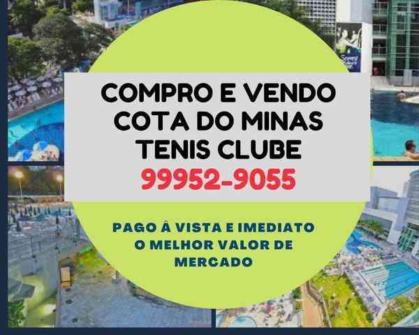 Compro e Vendo Cotas do Minas Tênis  Clube e Minas Náutico