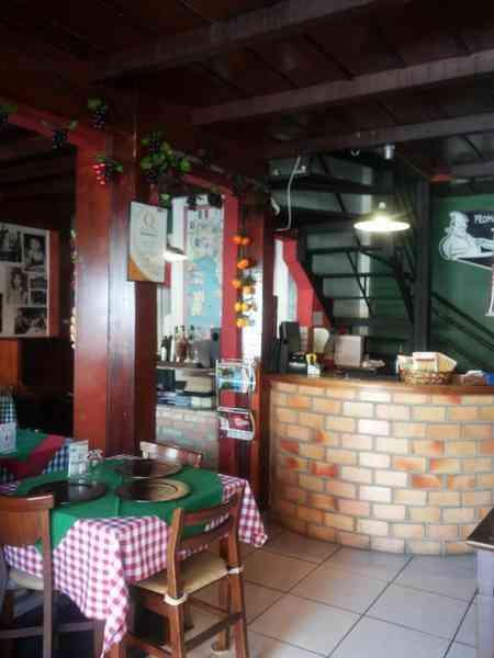 Passa Se Ponto Restaurante Porteira Fechada