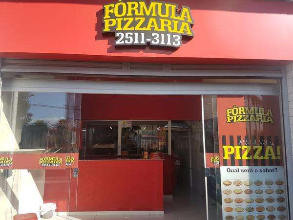Fórmula Pizzaria Delivery