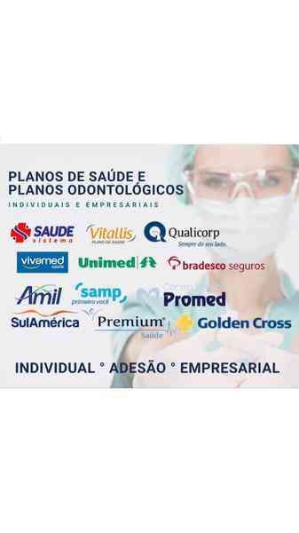Planos de Saude e Odontologicos