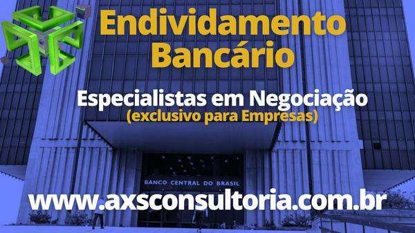 Endividamento Bancário - Negociações Administrativas (exclusivamente Para Empresas)