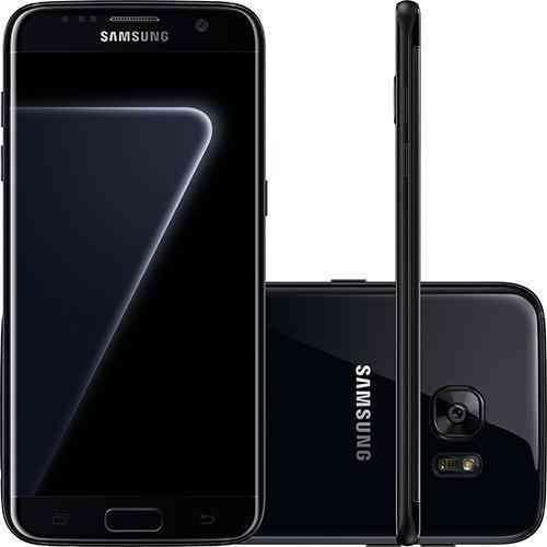 Celulares Smartphone Samsungue Galax S7 Edge Android 6.0 Tela 5.5 128 Gb Camara 12 Mp Black  Vc Pode Comprar Para Revender Envio Via Sedex Valor  R$ 900,00 Divido em 9 Parcelas  Fixas No Carnê