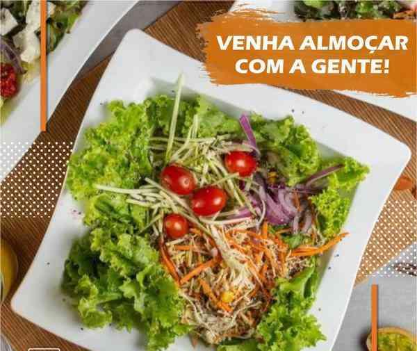 Vendo Restaurante de Comida Saudável Na Savassi