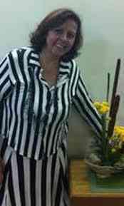Psicóloga, Parapsicóloga e Coach Cida Santos de Volta a Bh