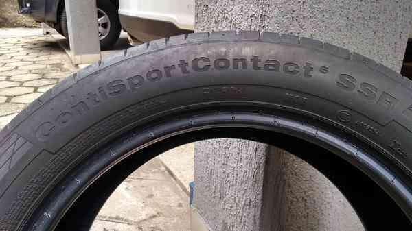 Pneu Continental Conti Sport Contact 5 Ssr 235/50/18 Run Flat