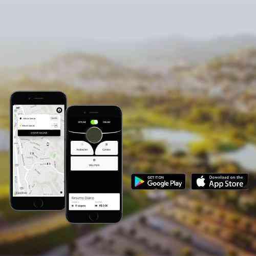 App de Mobilidade Urbana - Negócio Funcionando