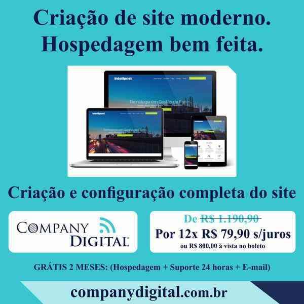 Site & Loja Virtual