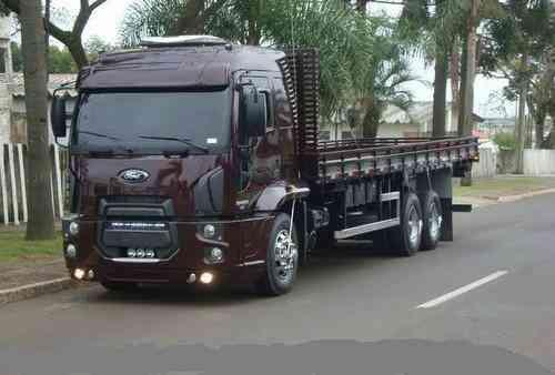Ford Cargo 2429 e 6x2 Turbo 2p (diesel)(e5)