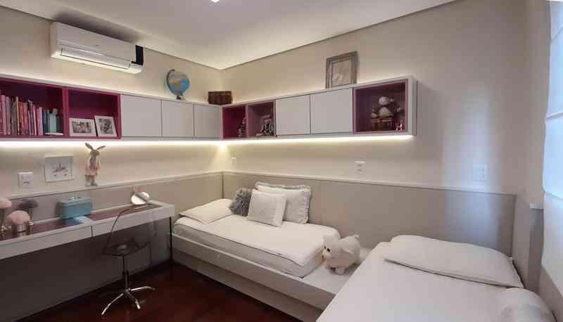 Apartamento, Lourdes, 4 Quartos, 3 Vagas, 2 Suítes