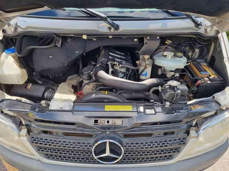Mercedes-benz Sprinter 313 Van Street Std. 16l. Dies.