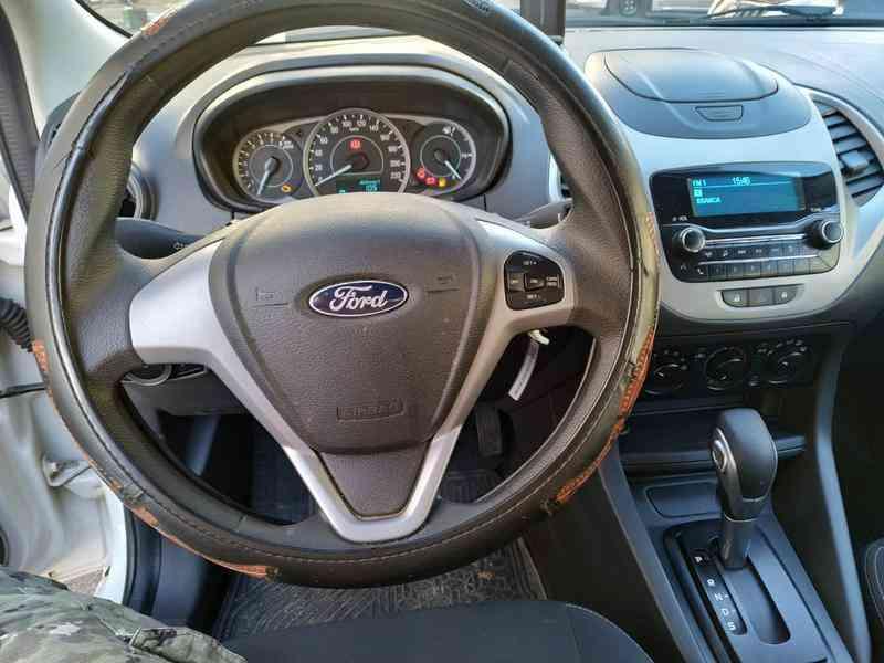Ford Ka 1.5 Se 12v Flex 5p Aut.