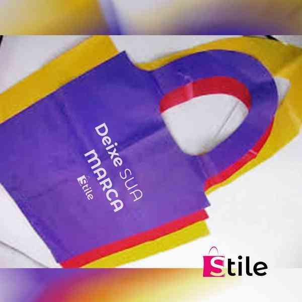 Sacolas Stile - Embalagens Personalizadas