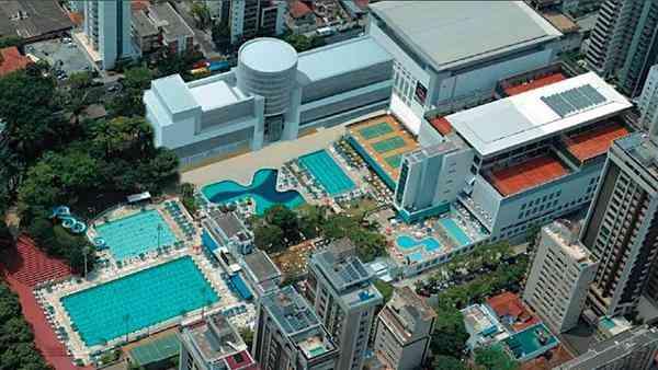 Cota do Minas Tênis Clube - 3 Unidades