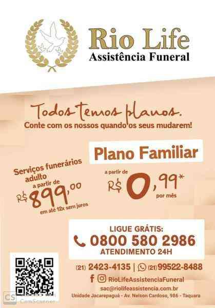 Rio Life Assistência Funeral
