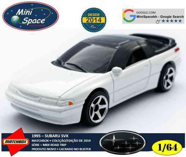 Matchbox 1995 Subaru Svx 1/64
