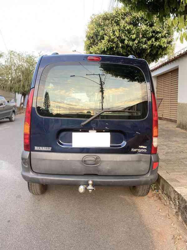Renault Kangoo Authentique Hi-flex 1.6 16v