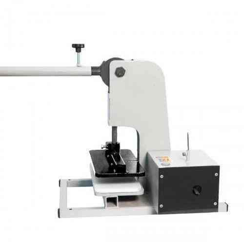 Maquina de Fazer Chinelo Compactada Jr + Kit 6 Facas de Chinelo