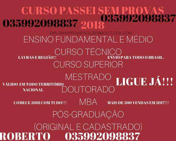 Projeto Crescer: Médio,técnico,superior(035992098837)