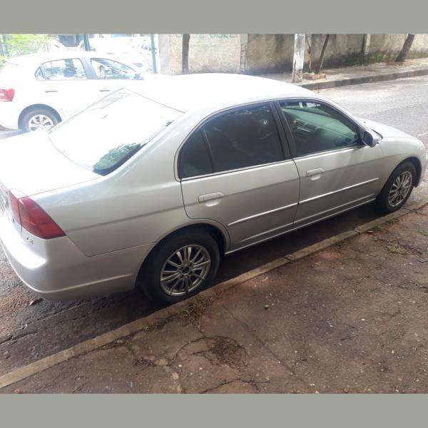Honda Civic Sedan LX/Lxl 1.7 16v 115cv Aut. 4p