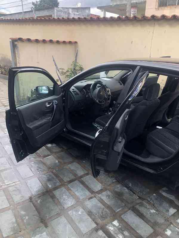 Renault Megane Sedan Dynamique Hi-flex 1.6 16v