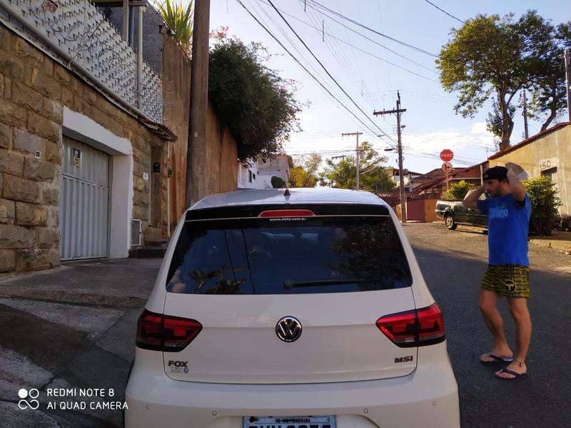 Volkswagen Fox Pepper 1.6 Flex 16v 5p